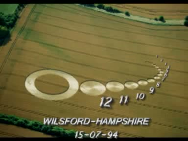 Crop Circles and Number 12