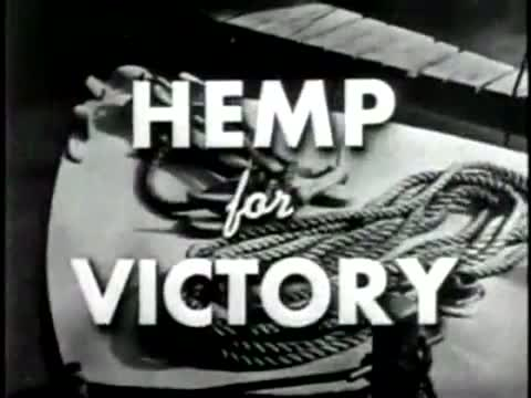 Hemp For Victory - U.S. Gov film to encourage farmers to grow hemp[1942]