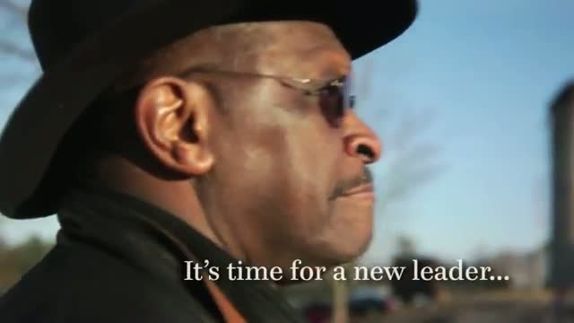 Herman Cain 2012 - Ima leave a dime for you to eat at White Castle