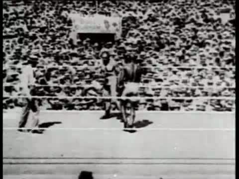 Jack Johnson championship fight