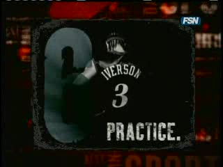 Allan Iverson: Practice
