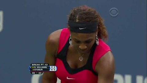 Serena Goes Tribal - The Sequel