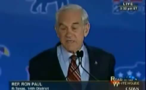 Ron Paul 2012 - I will legalize Hemp and Medical Marijuana