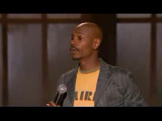 Dave Chapelle - Weed video