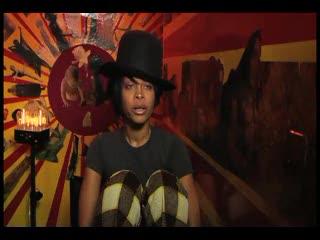 Erykah Badu: Honey video clip