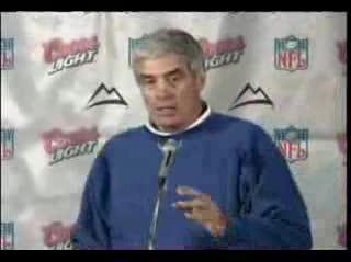 Jim Mora: Playoffs video