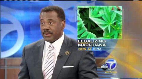 NAACP says legalize marijuana [vlog]