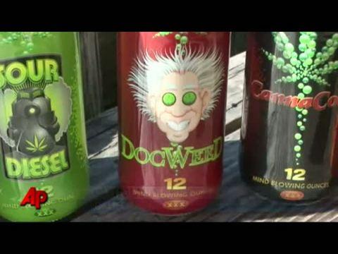 Marijuana Soda: Pot Meets Pop
