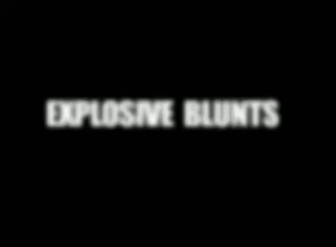 Explosive Blunts - from B Real B Funny comedy dvd