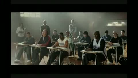 Coach Carter- Our deepest fear