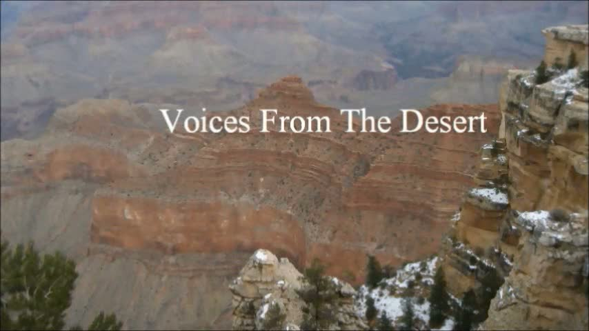 1 Voices From the Desert
