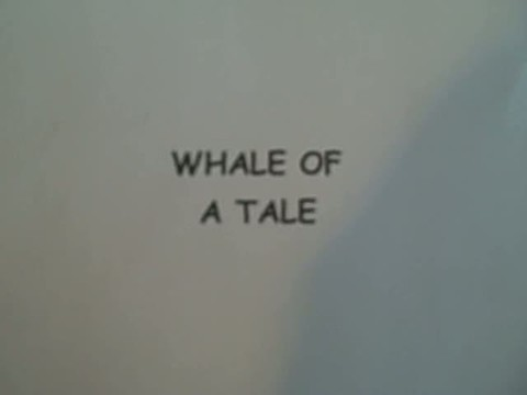 Whale of a Tale Children's Video