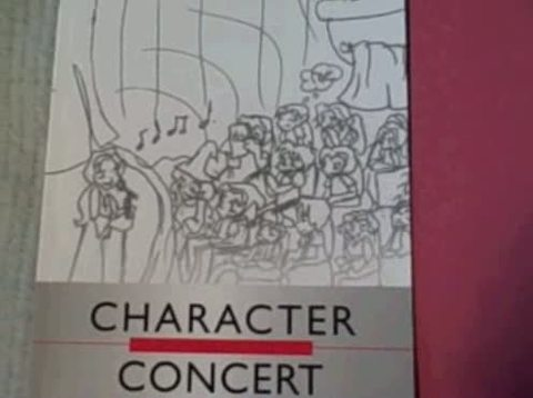 Character Concert For Teens