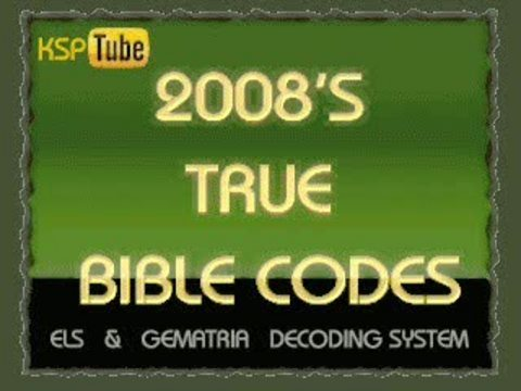 True Bible Codes - Part ( 1 & 2 )